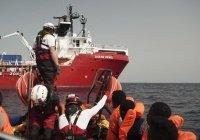 Более 180 мигрантов спасли от гибели в Средиземном море