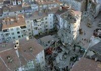 В Турции растет число жертв мощного землетрясения