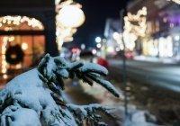 Климатолог советует россиянам не привыкать к теплой зиме