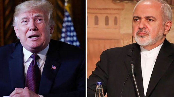 Глава МИД Ирана обвинил президента США в культурном терроризме.
