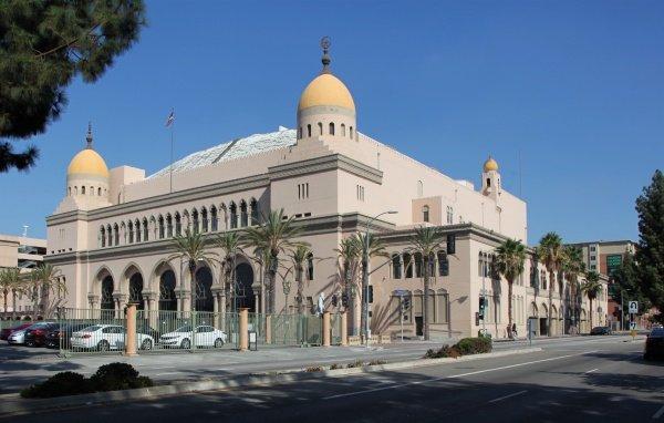 Храм Аль Малаика в Лос Анджелесе