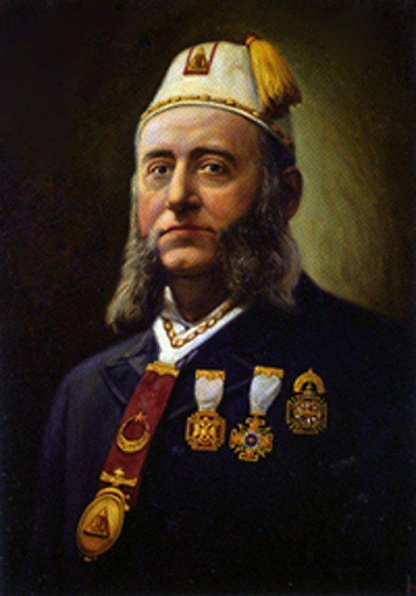 Уолтер Флеминг - основатель Ордена шрайнеров