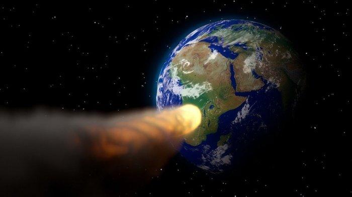 По словам специалиста, в середине февраля астероид пройдет позади Земли, приблизившись к ней на расстояние в 0,039 астрономических единиц