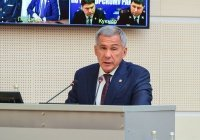 Минниханов: противостояние экстремизму – одна из главных задач МВД