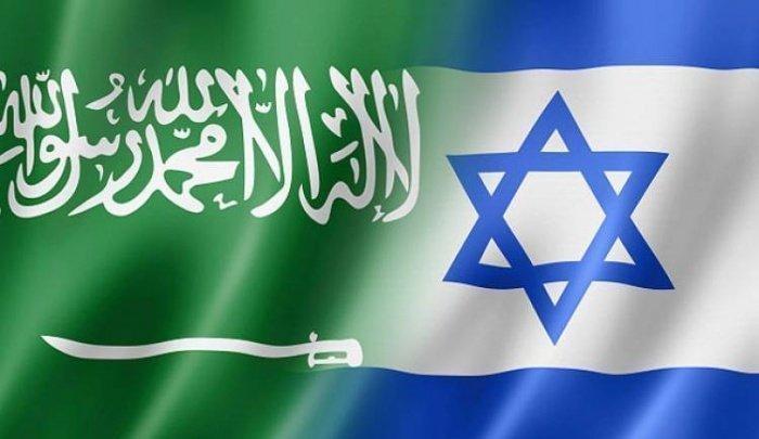 Саудовская Аравия и Израиль не поддерживают имеют дипломатических отношений.