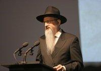 Главный раввин России заявил о «самом низком историческом уровне» антисемитизма