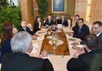 Минниханов обсудил сотрудничество с главой эмиратской компании Time Hotels Management