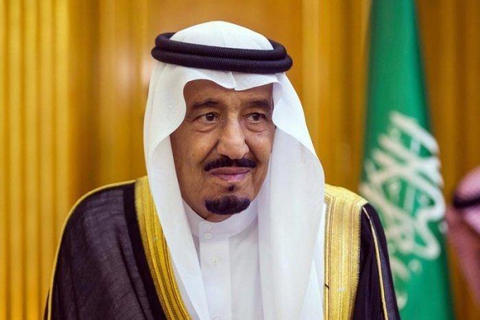 Король Салман провел телефонную беседу с Махмудом Аббасом.
