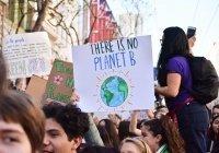 Экоактивист сравнил изменения климата с войной