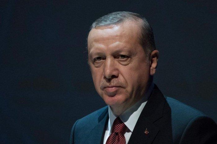 Президент Турции раскритиковал американский план ближневосточного урегулирования.