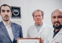 ДРКБ получила сертификат соответствия от Комитета «Халяль» ДУМ РТ