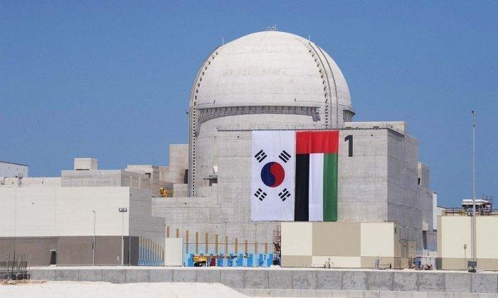АЭС строится Корейской электроэнергетической корпорацией.