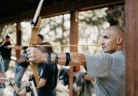В России официально разрешили охотиться с луком и стрелами