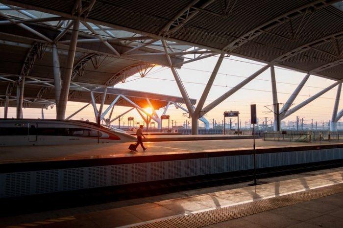 Поезда будут двигаться по маршруту Москва – Пекин и Пекин – Москва