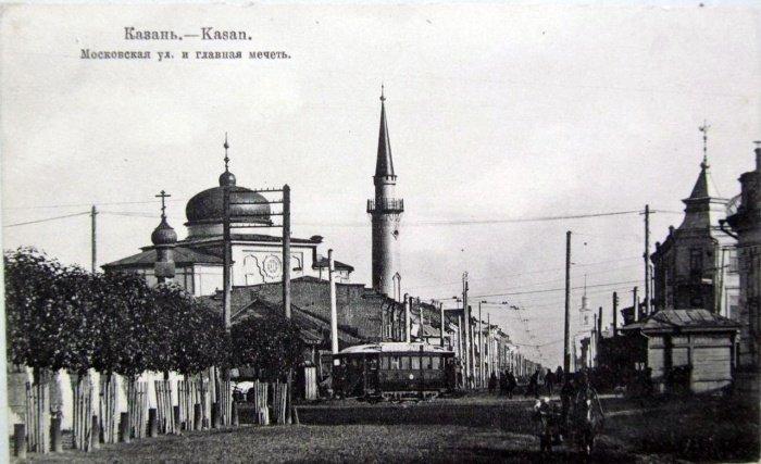 Сенная мечеть.