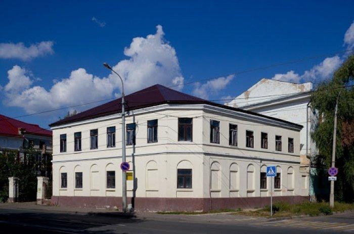 Здание бывшего Мусульманского детского приюта.