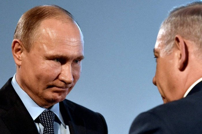 В Москве прошли переговоры лидеров России и Израиля.