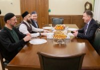 Муфтий Татарстана встретился с замруководителя ФАДН