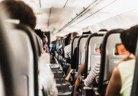 Названо опасное поведение в самолете