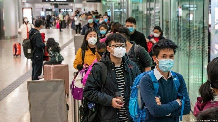 В Китае растет число заразившихся коронавирусом.