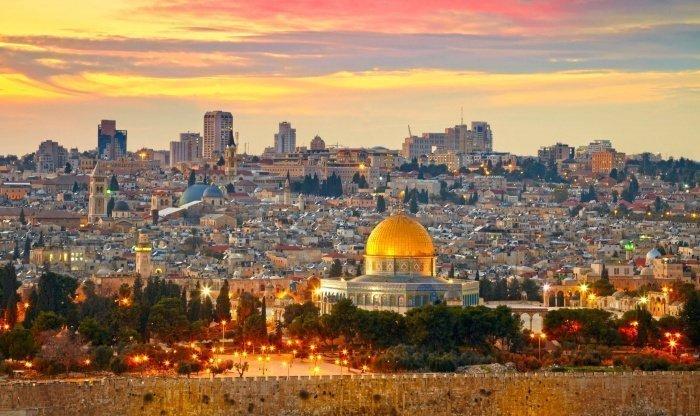 Президент Турции выступил против аннексии палестинских территорий.