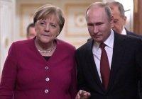 Путин и Меркель обсудили «сделку века»