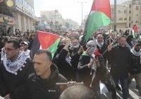 В Палестине заявили о разочарованности реакцией арабских стран на «сделку века»