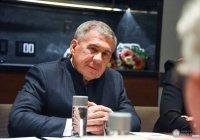 Рустам Минниханов выступит в ООН