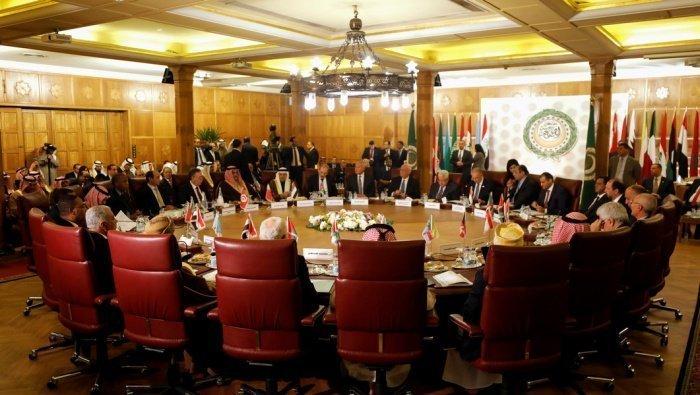 В Каире прошло экстренное совещание глав МИД стран ЛАГ.