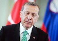 Эрдоган напомнил, что Турция не признает Крым российским