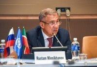 Минниханов в ООН: сохранение межрелигиозного мира – основа благополучия Татарстана