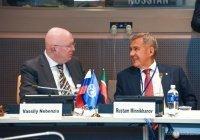 Небензя в ООН: Татарстан может поделиться опытом мирного сосуществования конфессий