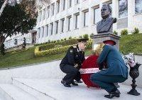 В Турции почтили память российского посла Карлова