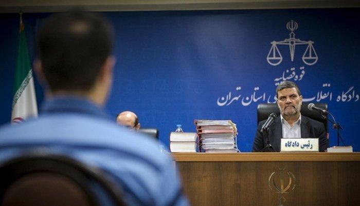 В Иране вынесен приговор трем предполагаемым американским шпионам.