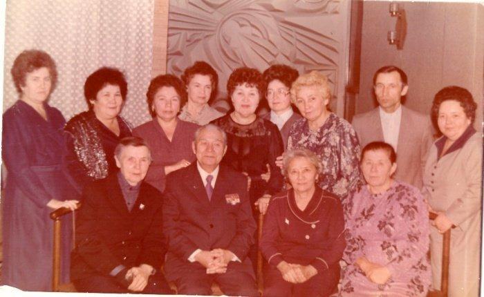 Рашида Давлеткильдеева - символ педагогической школы XX века