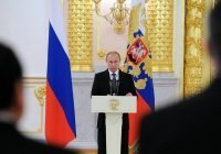 Путин примет верительные грамоты послов мусульманских государств