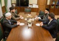 ДУМ РТ посетили представители муфтията Дагестана