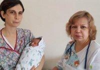 В Подмосковье 33-летняя женщина стала мамой в одиннадцатый раз