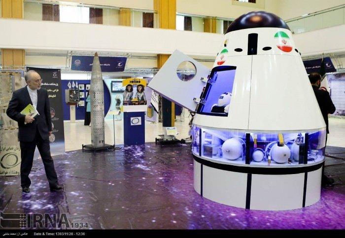 В Иране рассказали о планах по покорению космоса.