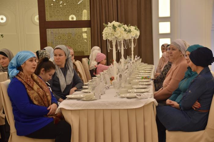 WORLD HIJAB DAY: в Казани прошел праздник для подопечных Фонда
