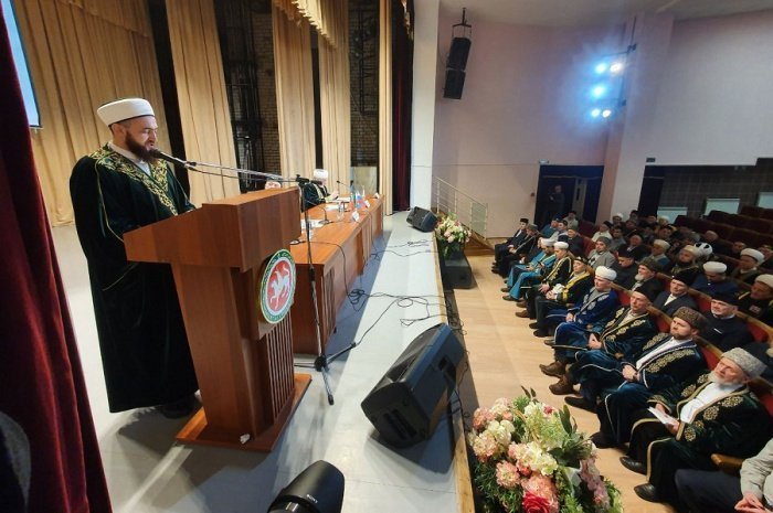 Ежегодное заседание Совета аксакалов ДУМ РТ.