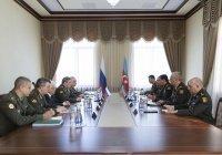 Россия и Азербайджан активизируют сотрудничество по безопасности
