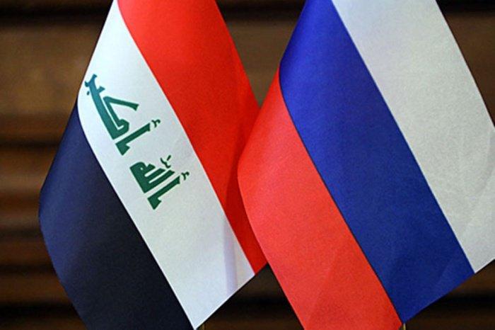 Россия и Ирак расширяют торговые связи.