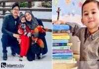 Трехлетний малайзиец признан одним из самых умных людей планеты