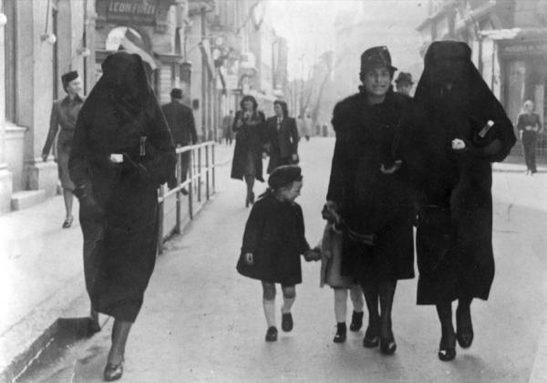Мусульмане, спасавшие евреев от нацистов в годы Холокоста