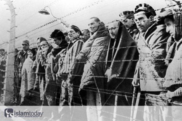 Геноцид в годы Второй мировой войны