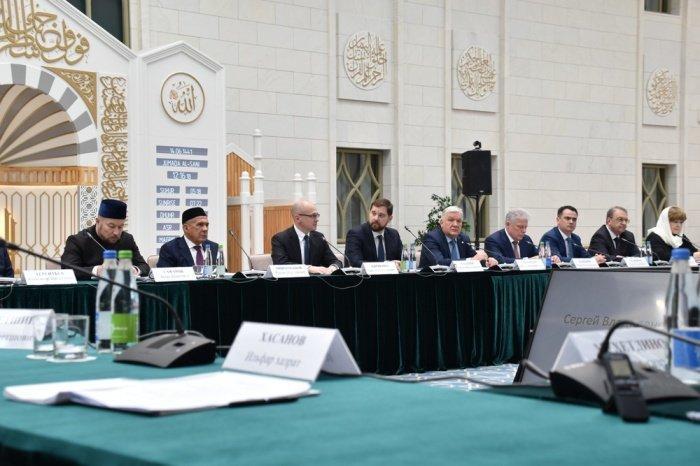 Заседание Попечительского совета БИА