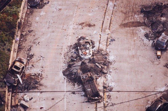 В результате взрыва 8 человек погибли, еще 11 были ранены. Большинство пострадавших находятся в критическом состоянии