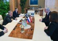 Президент Татарстана встретился с генконсулом Турции в Казани