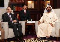 Правитель Дубая и Сергей Нарышкин обсудили международную безопасность